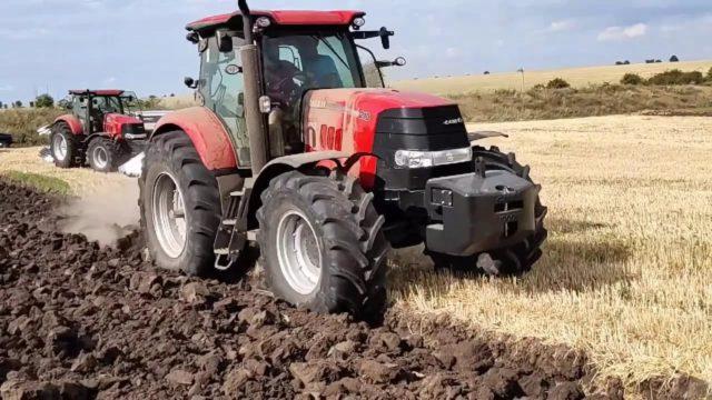 Двигатель трактора Case Puma 210