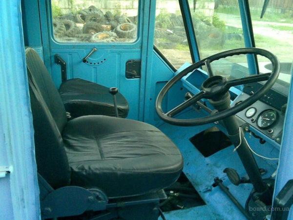 Кабина трактора Т-125