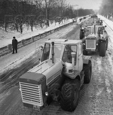 Особенности конструкции и устройства трактора Т-125
