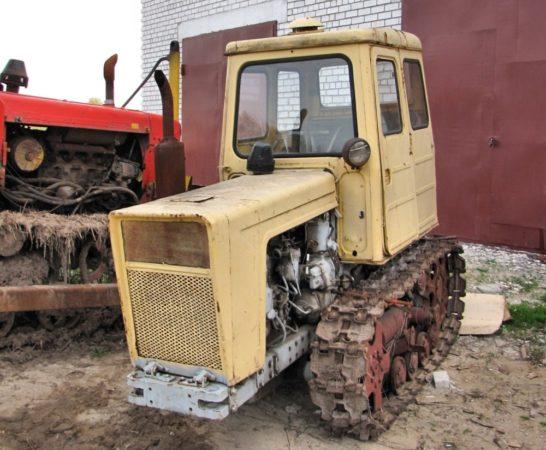 Отзывы о тракторах Т-54