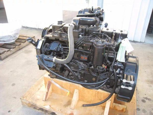 Двигатель JCB 426ZX