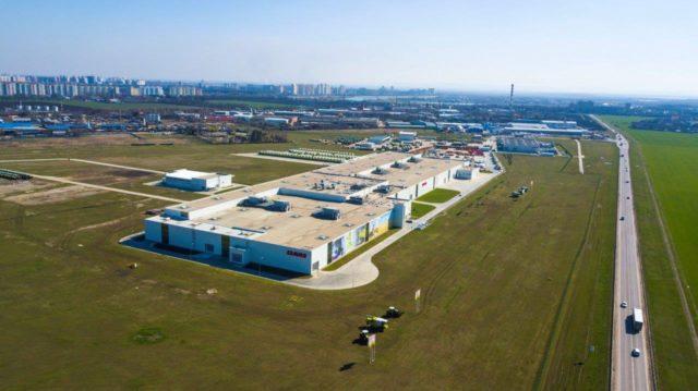 Борский завод серийный выпуск стекол для TUCANO