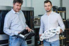 CLAAS исследует возможности использования 3D-печати