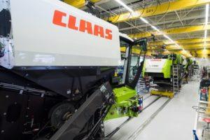 CLAAS переносит выпуск TUCANO 320