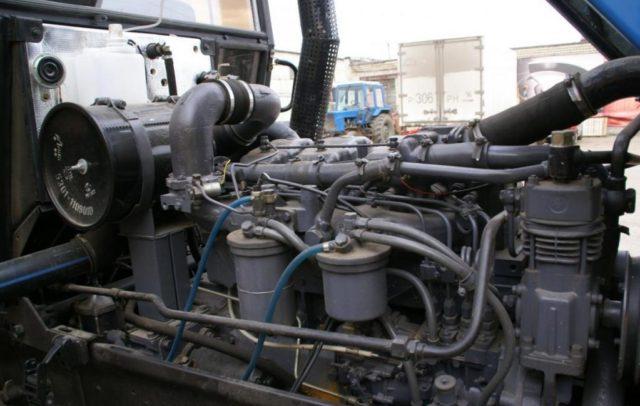 Горючее и смазочные материалы для двигателя А-41
