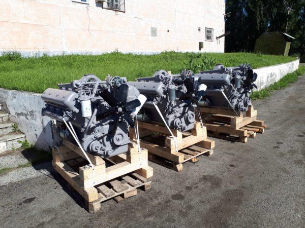 Модификации двигателя А-41