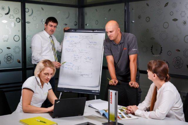 Социологи оценили уровень вовлеченности работников завода «КЛААС»