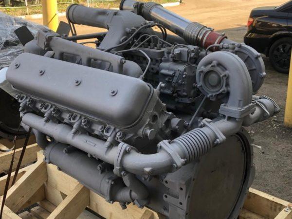 Двигатель бульдозера ДЭТ-320