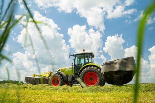 CLAAS: трактор ARION 640C прошел успешные испытания