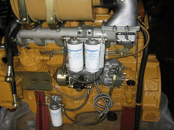 Двигатель погрузчика XCMG LW300F