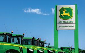 Чистая прибыль John Deere в III квартале составила $811 млн