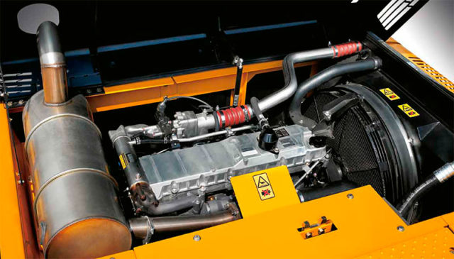 Двигатель JSB 220