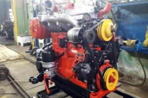 Двигатель СМД-22: технические характеристики