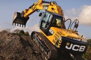 Экскаватор JCB 220: технические характеристики