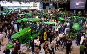 Компания John Deere откажется от участия в международных выставках в 2021 году