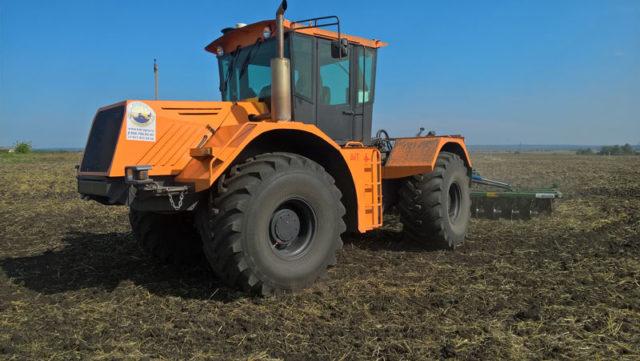 Стоимость трактора К-704 Станислав