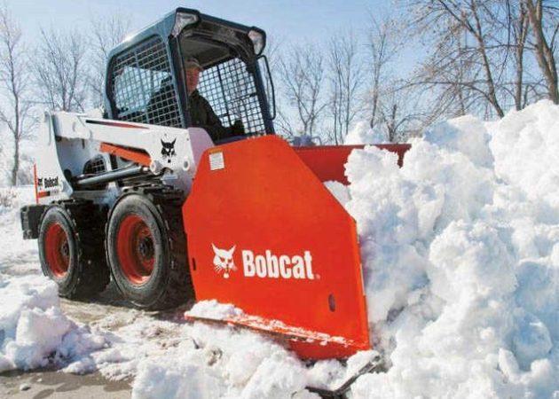 Навесное рабочее оборудование Bobcat S175