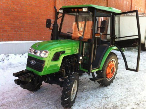 Стоимость мини-трактора Шифенг 244