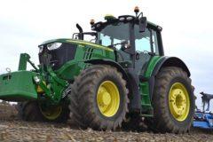 Трактор Джон Дир 6195М технические характеристики