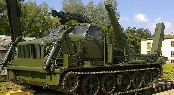 Дизельный двигатель БАТ-М