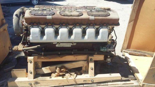 Двигатель БАТ-2