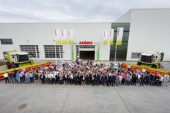 Завод «КЛААС» на 22-м месте в рейтинге лучших работодателей России