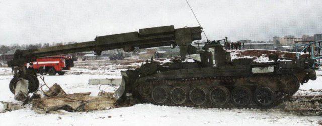 Примеры боевой работы ИМР-2