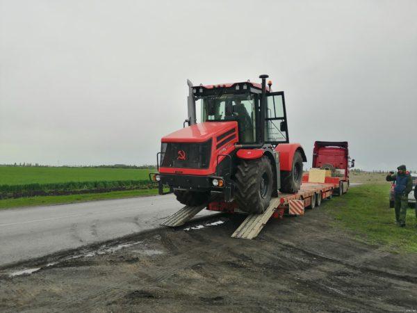Стоимость нового трактора Кировец К-525
