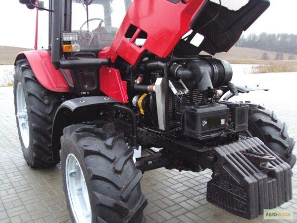 Двигатель трактора МТЗ-1220