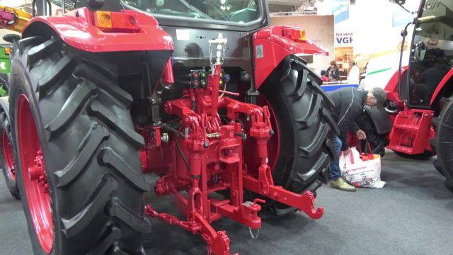 Гидронавесная система трактора МТЗ-1220