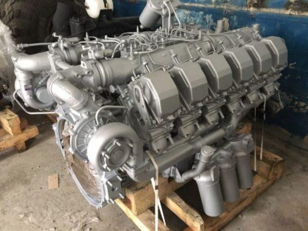 Основные рабочие характеристики дизелей ЯМ3-850