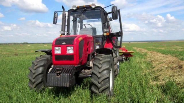 Отзывы фермеров о тракторах данной модели