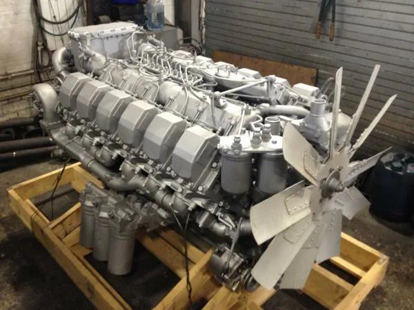 Система смазки мотора ЯМЗ-850