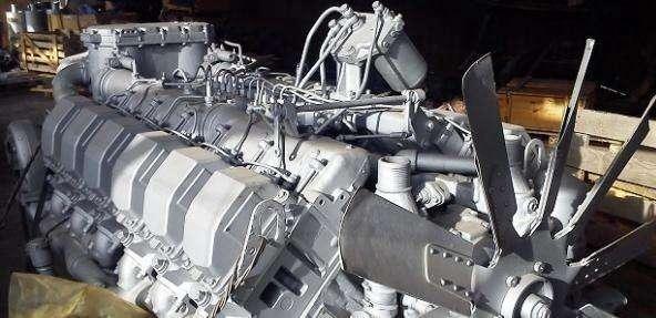 Особенности устройства семейства дизелей семейства ЯМЗ-840-01