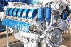 ЯМЗ-840: технические характеристики