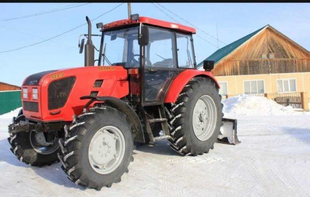 Двигатель трактора МТЗ-922