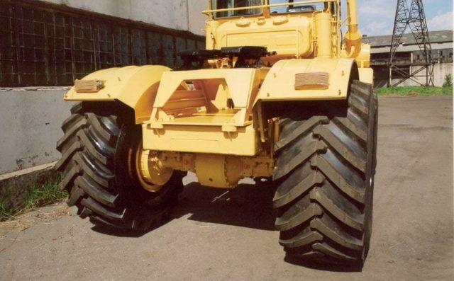 Ходовая часть, тормоза, гидравлика трактора