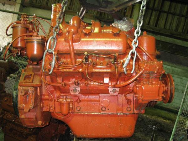 Кривошипно-шатунный механизм дизеля СМД-62 трактора Т-150К