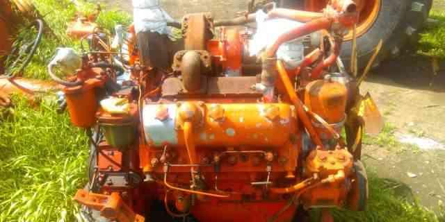 Пусковой двигатель П-350 мотора СМД-62