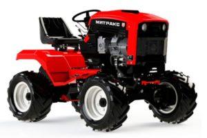 Минитрактор Митракс Т150: технические характеристики