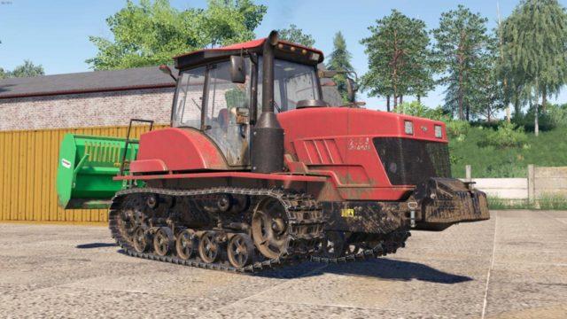 Ходовая система, подвеска, механизм поворота трактора Беларус МТЗ-2103
