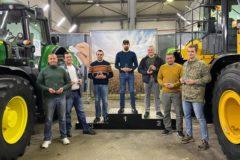 Компания John Deere провела конкурс на звание лучшего механика